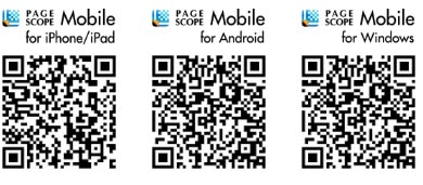 Page Scope Mobile